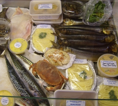 Seafood Products