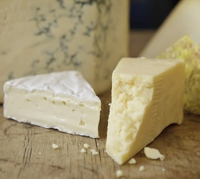 Speciality Cheeses & Dairy