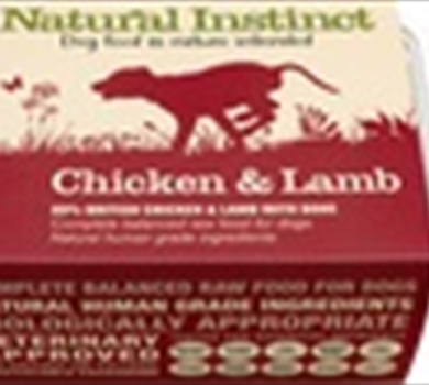 >Natural Chicken & Lamb - 1kg