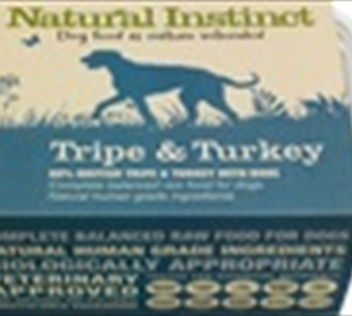 >Natural Tripe & Turkey - 1kg