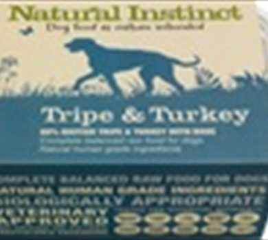 >Natural Tripe & Turkey - 2 x 500g