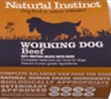 >Working Dog Beef - 1kg