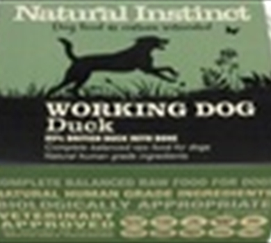 >Working Dog Duck - 1kg