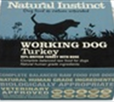 >Working Dog Turkey - 1kg