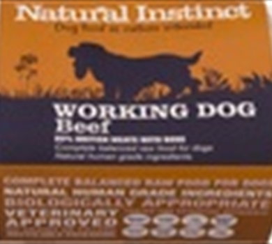 >Working Dog Beef - 2 x 500g