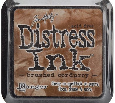 >Tim Holtz Distress Ink Pad Brushed Corduroy