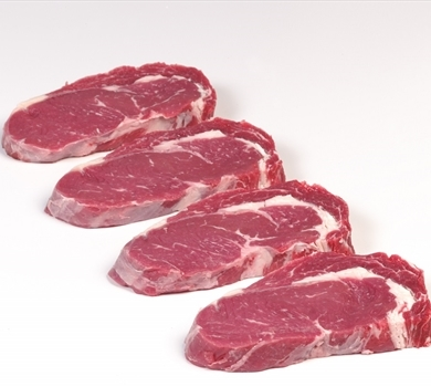 >Beef - Rib Eye Steak (10oz)