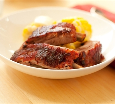 >Pork - Baby Back Ribs
