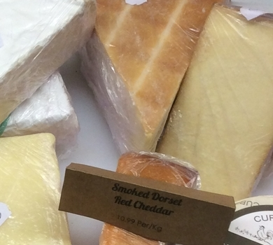 >St Endellion Cornish Brie