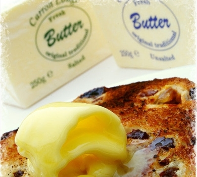 >Carron Lodge Butter