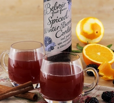 >Mulled Winter Cordial