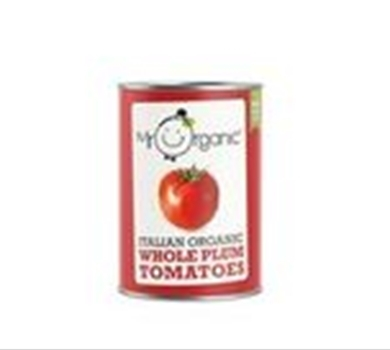 >Whole Plum Tomatoes