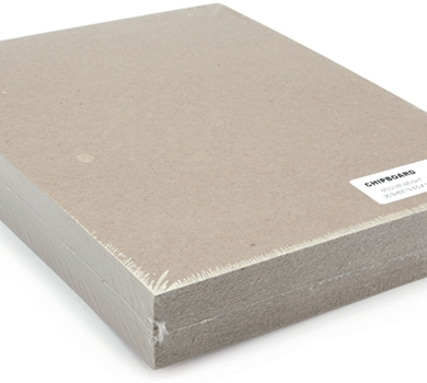 >Medium Weight Chipboard Sheets 8.5